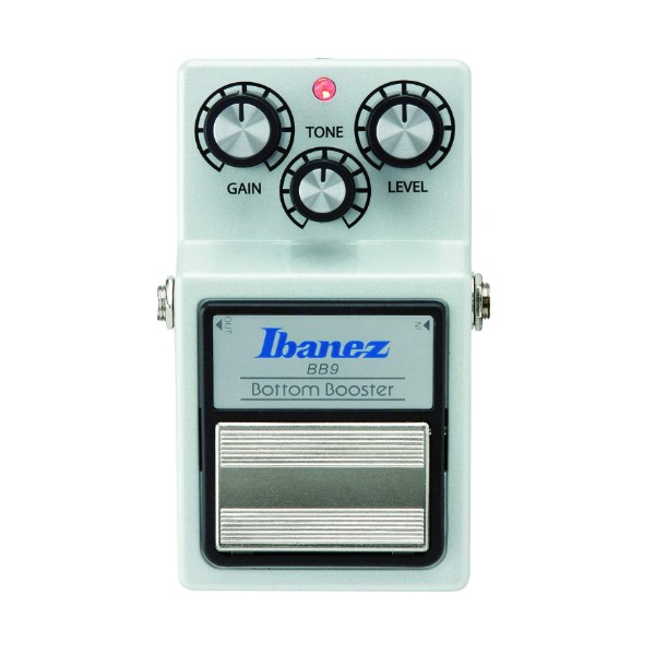 Ibanez BB9 9 Series Big Bottom Boost Guitar Effects Pedal