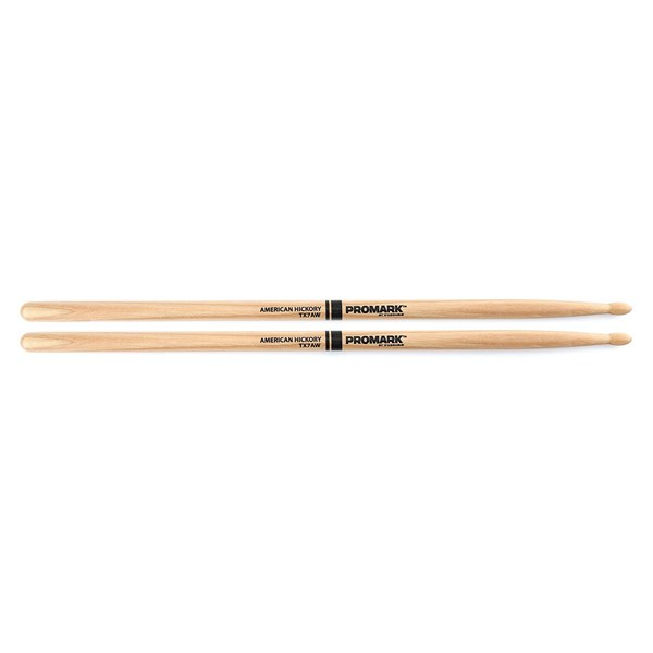Promark TX7AW American Hickory Wood Tip Drumsticks