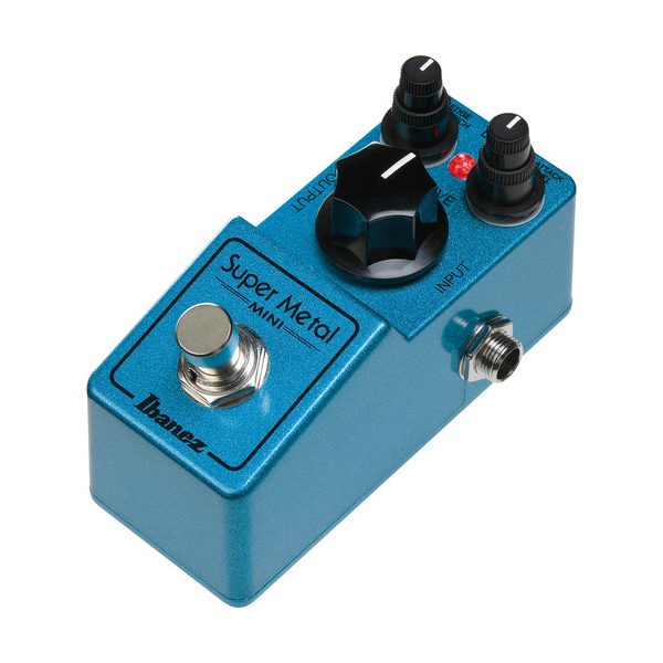 Ibanez SMMINI Super Metal Mini Guitar Effects Pedal<br>SMMINI