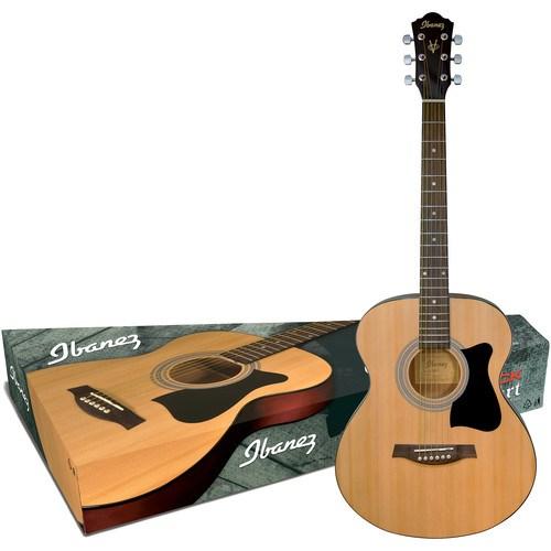 Ibanez V50NJP Acoustic Guitar Starter Jam Pack