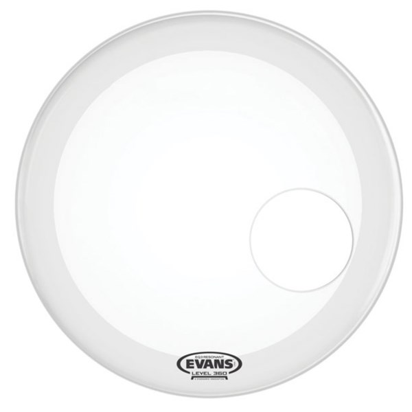 Evans BD18RGCW EQ3 18 Inch Bass Drum Head