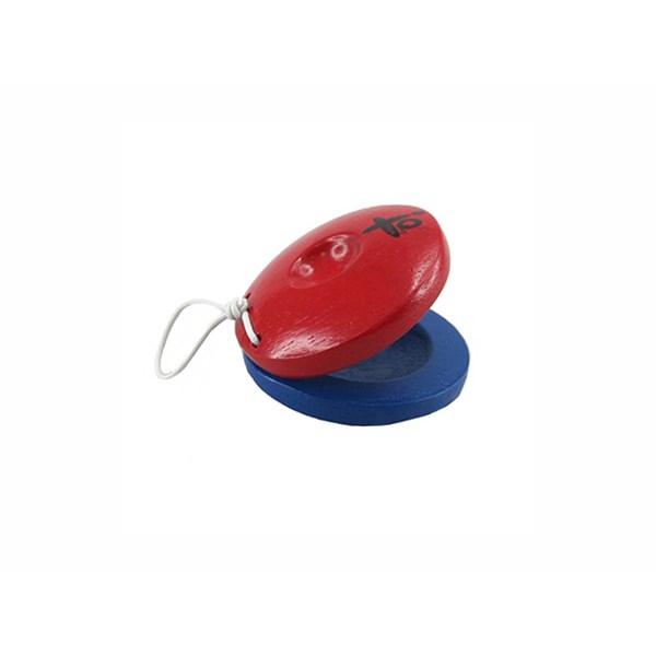 IQ Plus IQ-W006-02 Red & Blue Castanet