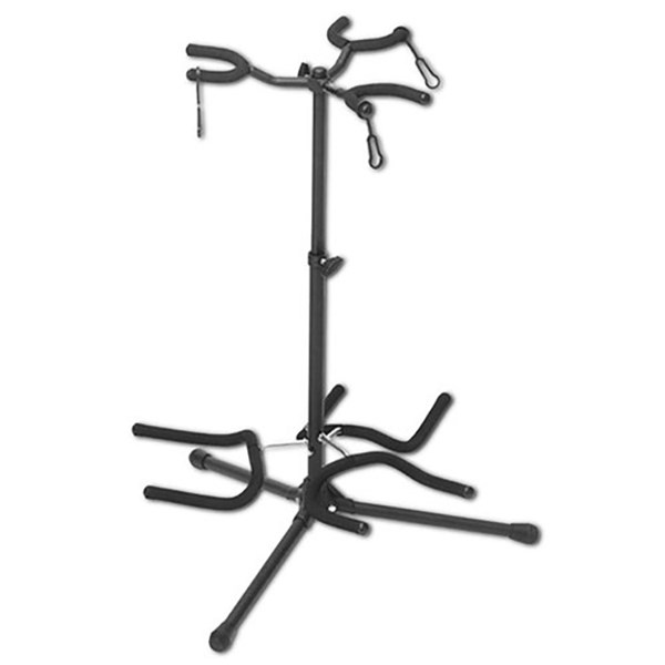 On-Stage GS7352B Heavy Duty Triple Guitar Stand