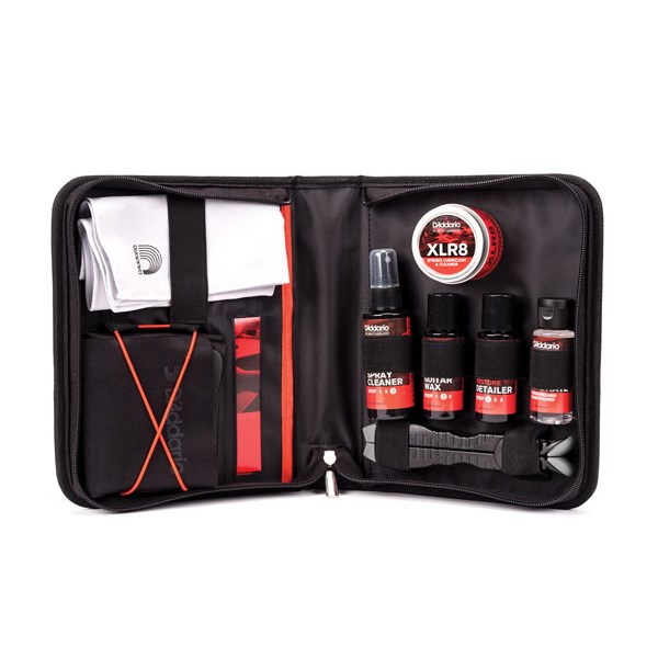 D'Addario Planet Waves PW-ECK-01 Instrument Care Kit