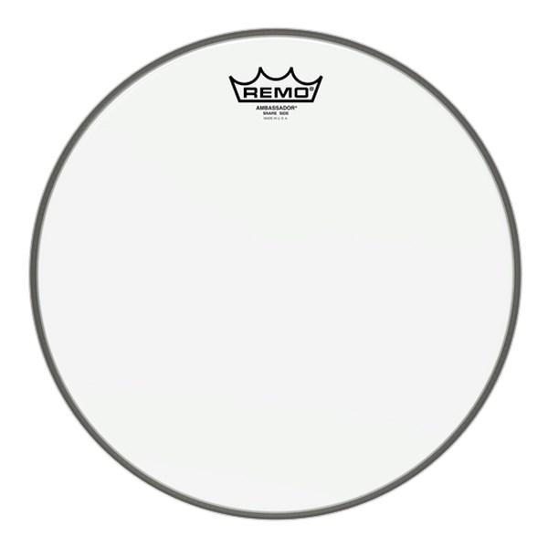 Remo SA-0113-00 13-Inch Hazy Ambassador Snare Drum Head
