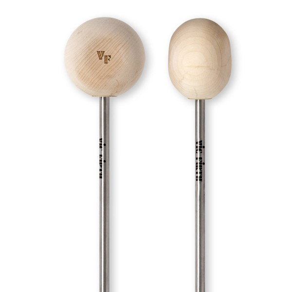 Vic Firth VKB2 Vickick Wood Bass Drum Beaters