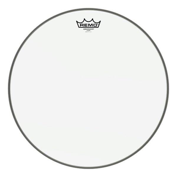 Remo BA-0316-00 16inch Clear Ambassador Batter Drumhead