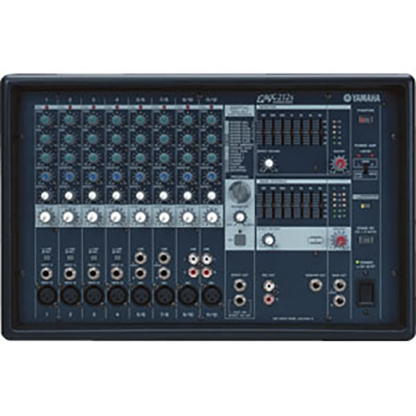 (USED) Yamaha EMX212S 12-Channel Powered Mixer